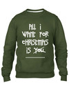 CUSTOM CHRISTMAS SWEATER (MEN)