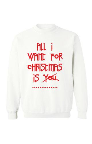 CUSTOM CHRISTMAS SWEATER (MEN)