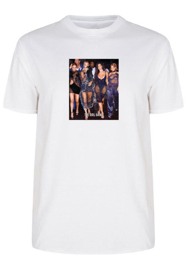 THE GIRL GANG PHOTO TEE