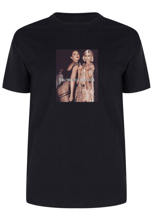 TO ALL THE BOYS PHOTO TEE