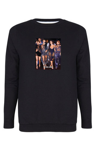 THE GIRL GANG PHOTO SWEATER