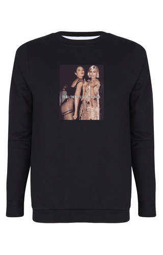 TO ALL THE BOYS PHOTO SWEATER