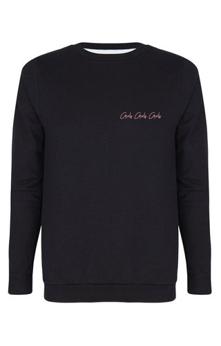 GIRL GIRLS GIRLS SWEATER