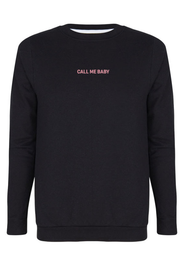 CALL ME BABY SWEATER