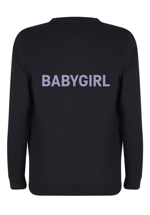 BABYGIRL SWEATER