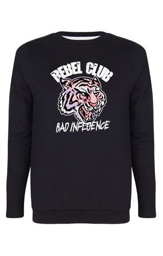 REBEL CLUB SWEATER