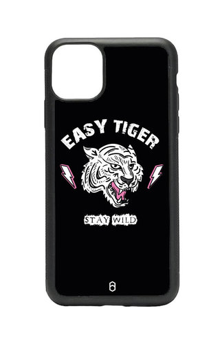EASY TIGER STAY WILD CASE