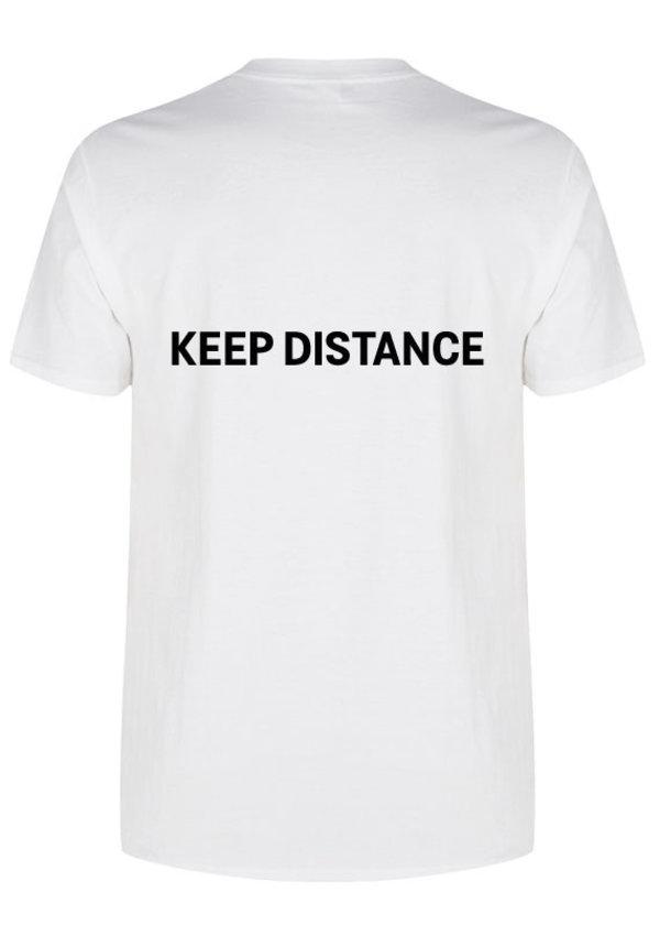 KEEP DISTANCE TEE