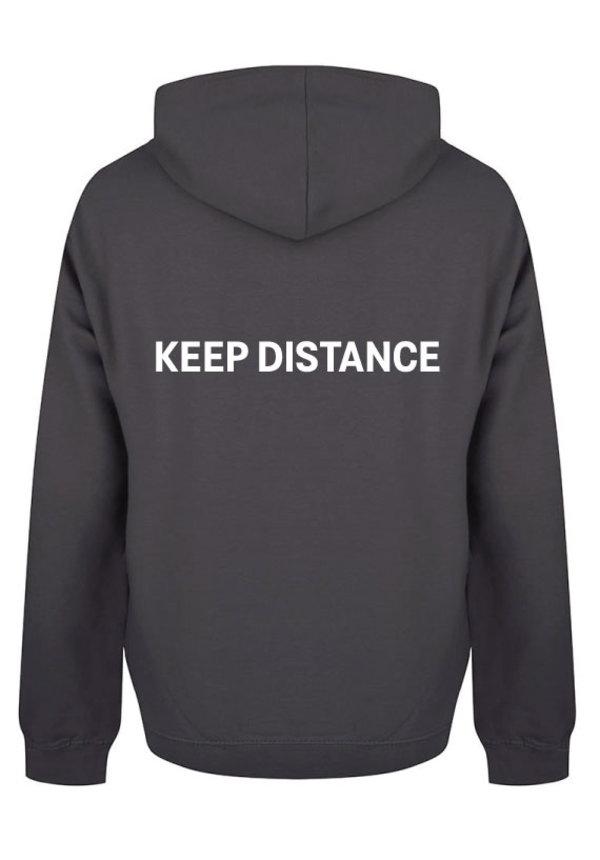 KEEP DISTANCE HOODIE