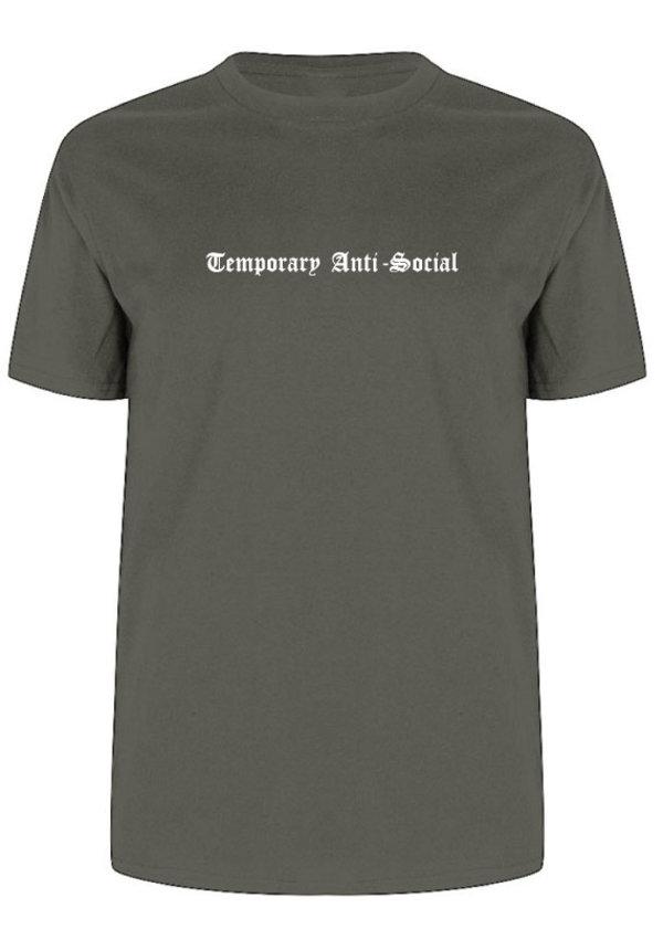 TEMPORARY ANTI-SOCIAL TEE