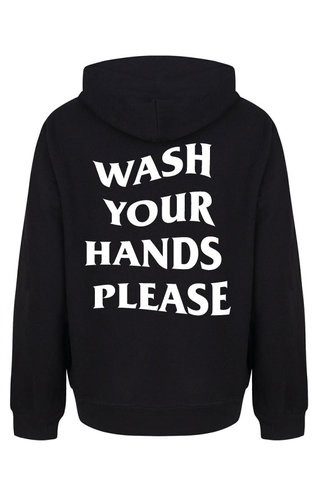 WASH YOUR HANDS HOODIE
