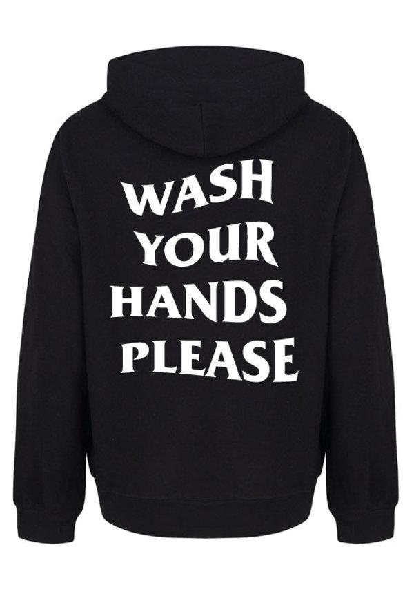 WASH YOUR HANDS HOODIE
