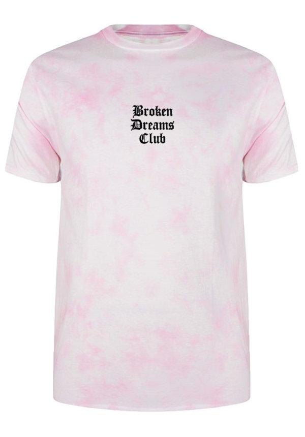 BROKEN DREAMS CLUB TIE DYE TEE