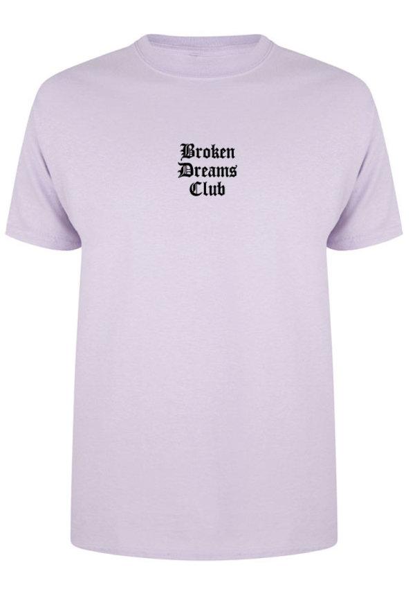 BROKEN DREAMS CLUB TEE PASTEL