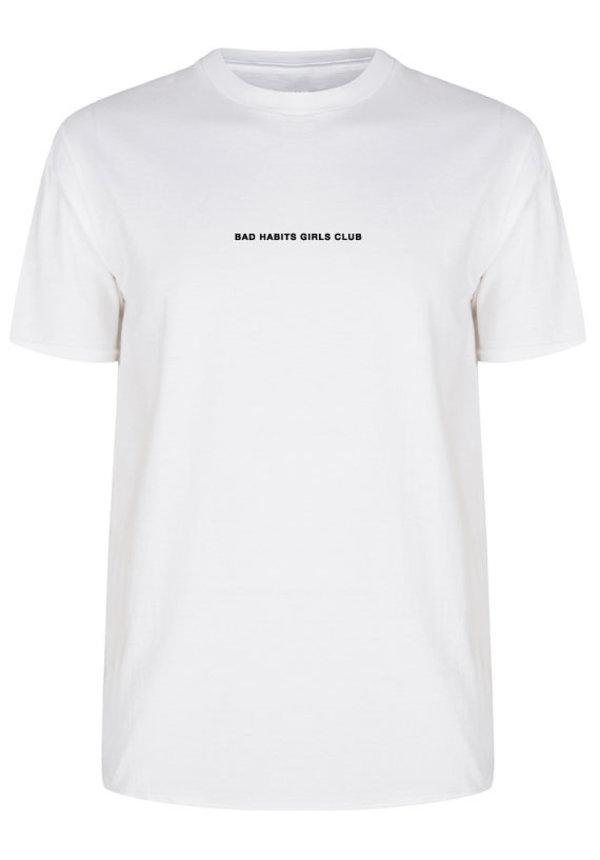 BHGC TEE WHITE