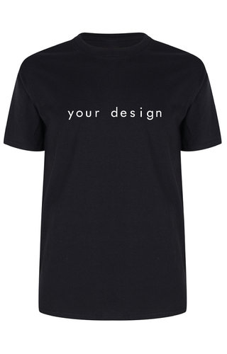DESIGN YOUR OWN TEE (WMN LOOSE FIT)
