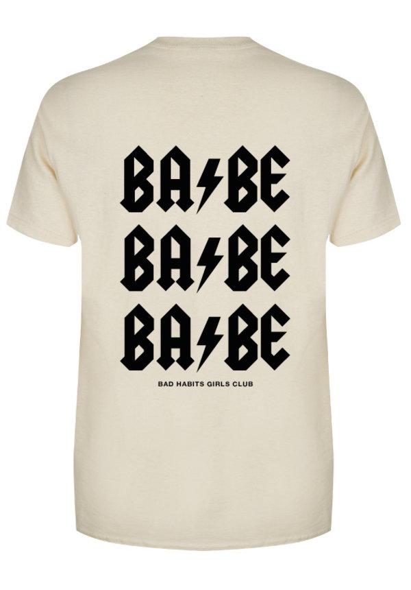 BABE BABE BABE TEE