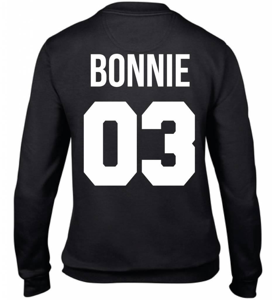 BONNIE & CLYDE COUPLE HOODIES SUGAR&spikes