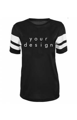 DESIGN YOUR OWN MESH TEE (WMN)