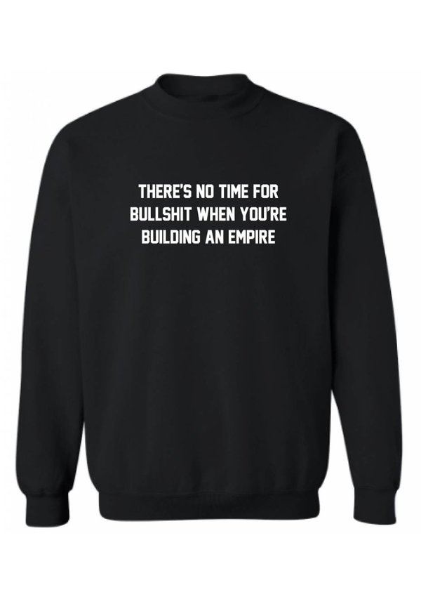 BUILDING AN EMPIRE SWEATER (MEN)