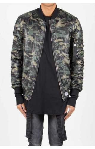 SIXTH JUNE ARMY BOMBERJACKET (MEN)