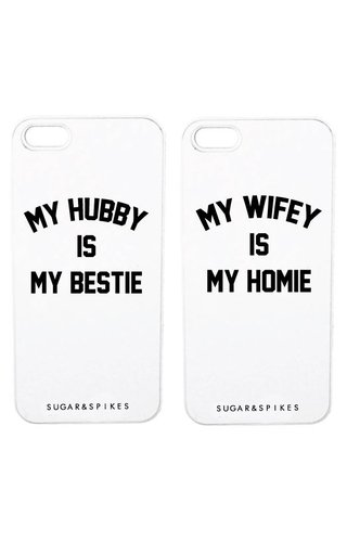 BESTIE HOMIE COUPLE CASES