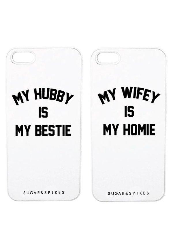 quality design 59660 e4cd2 BESTIE HOMIE COUPLE CASES