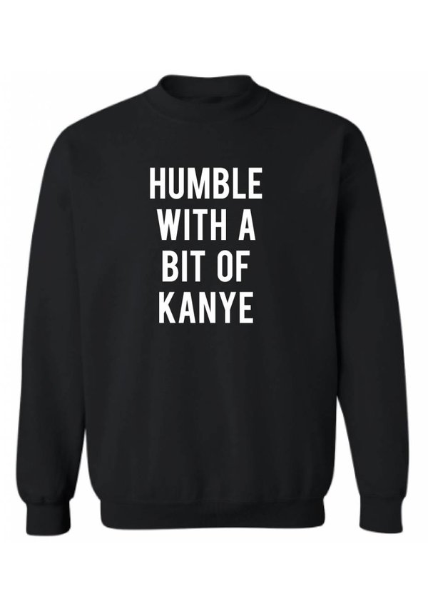 A BIT OF KANYE SWEATER (MEN)