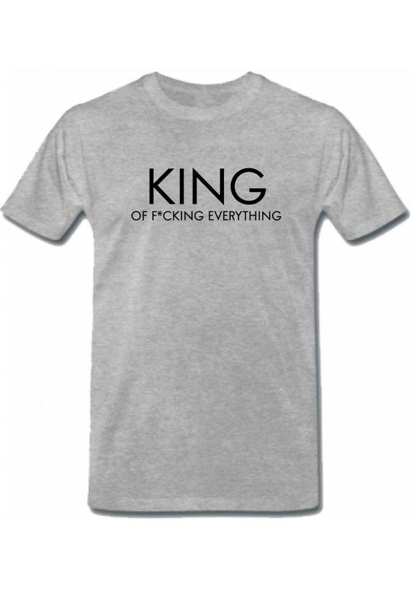 KING OF F*CKING EVERYTHING TEE (MEN)