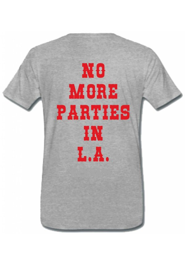 NO MORE PARTIES IN LA TEE (MEN)