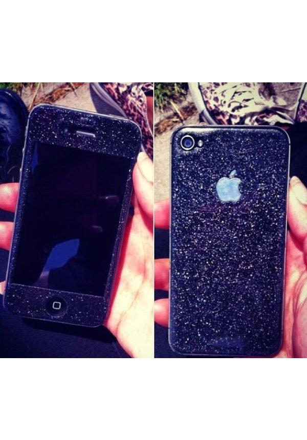 DIAMOND SKIN COLOR BLACK