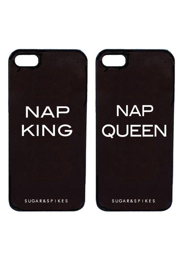 NAP KING & QUEEN COUPLE CASES