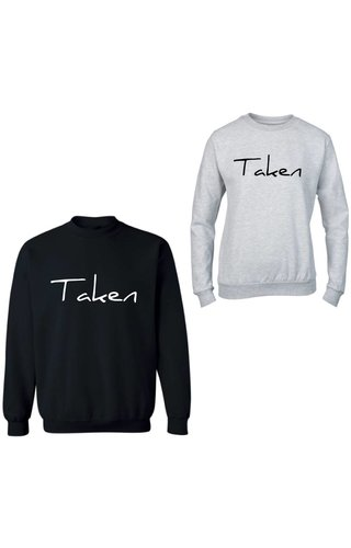 TAKEN COUPLE SWEATERS