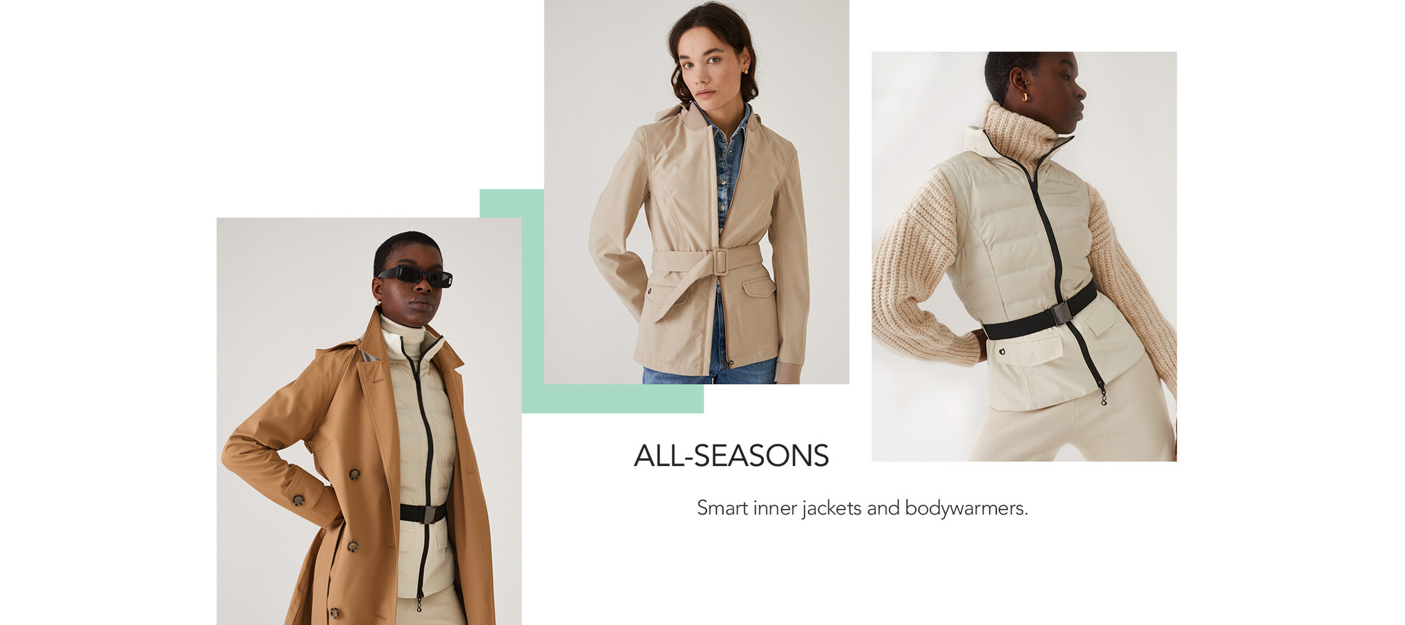 PHILOSOPHY BANNER RAIN COUTURE AMSTERDAM ALL-SEASONS ALL-WEATHER