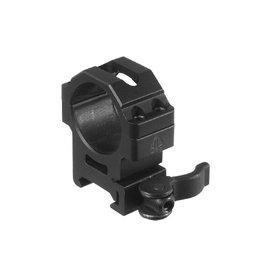 UTG - leapers UTG - Leapers, 30mm/2PCs Med Pro LE Grade Picatinny QD Rings: 22mm Wide