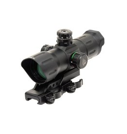 "UTG - leapers UTG - Leapers, 6"" ITA Red/Green CQB T-dot Sight with Offset QD Mount"