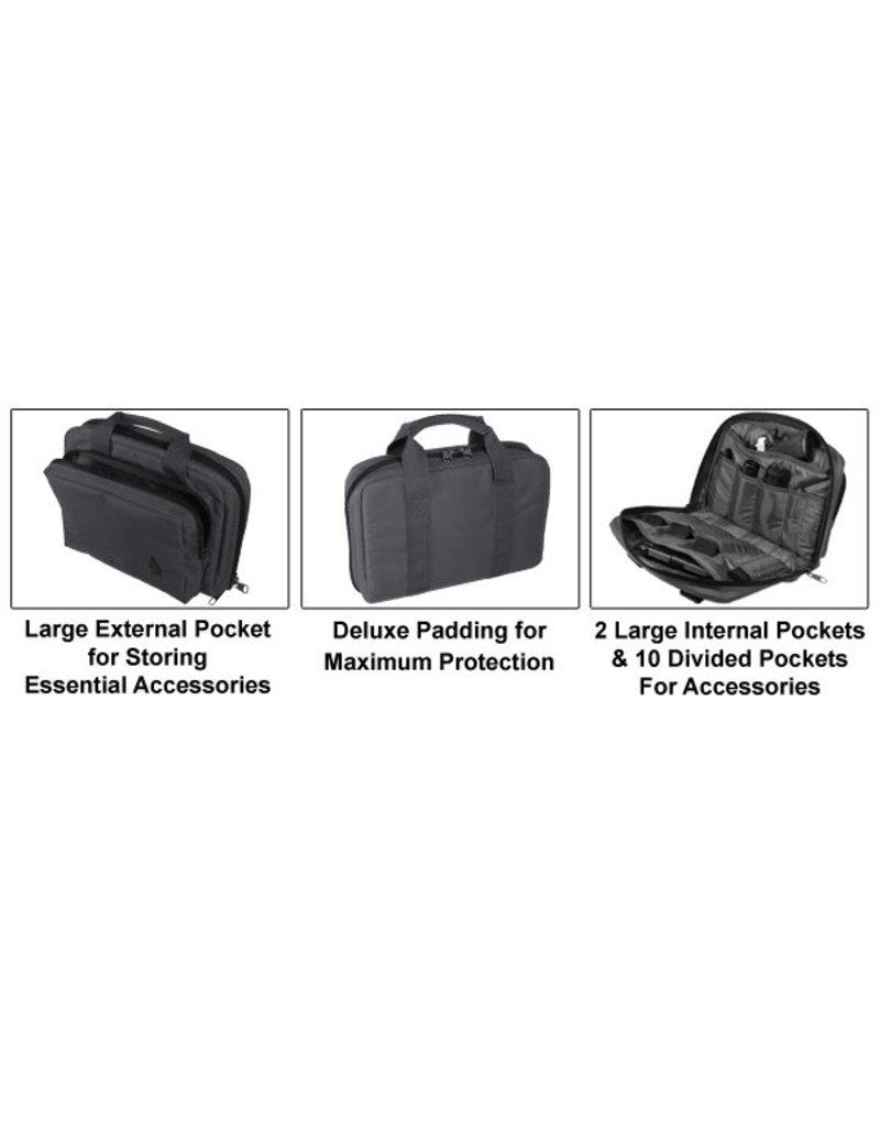 UTG - leapers UTG - Leapers, Armorer's Tool Case - Black, (PVC-PC03B)
