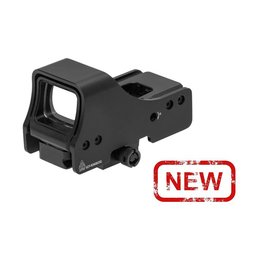 "UTG - leapers UTG - Leapers, Reflex Sight 3.9"" Red/Green Circle Dot Reflex Sight with Mount"