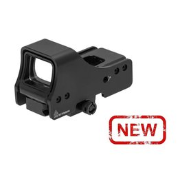 "UTG - leapers UTG - Leapers, Reflex Sight 3.9"" Red/Green single Dot Reflex Sight with Mount"
