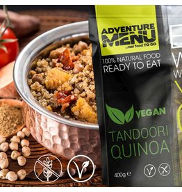 Adventure Menu Adventure Menu, Tandoori Quinoa VEGAN