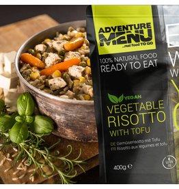 Adventure Menu Adventure Menu, Gemüserisotto mit Tofu VEGAN