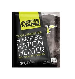 Adventure Menu Adventure Menu, Self-heater 20g for 1 serving