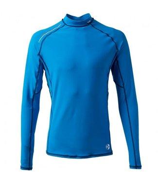 Gill Lycra shirt Pro Rash blauw heren lange mouw