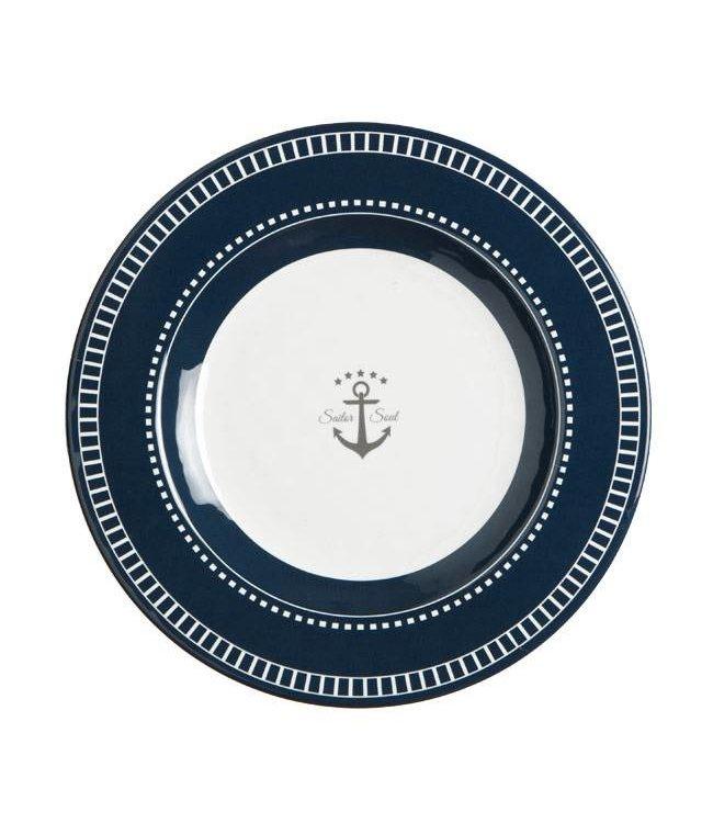 Marine Business Sailor Soul ontbijtbord 20,5cm