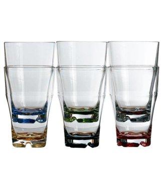 Marine Business Kunststof drinkglazen set Party 460ml