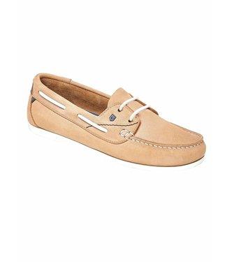 Dubarry Bootschoen Aruba dames beige