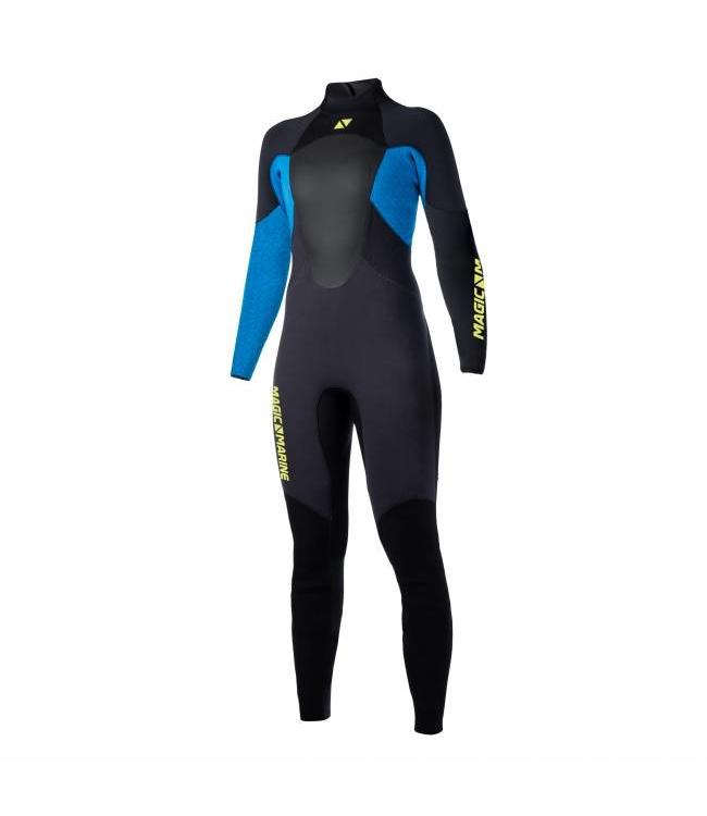 Magic Marine Wetsuit Ultimate 5/3mm dames full suit