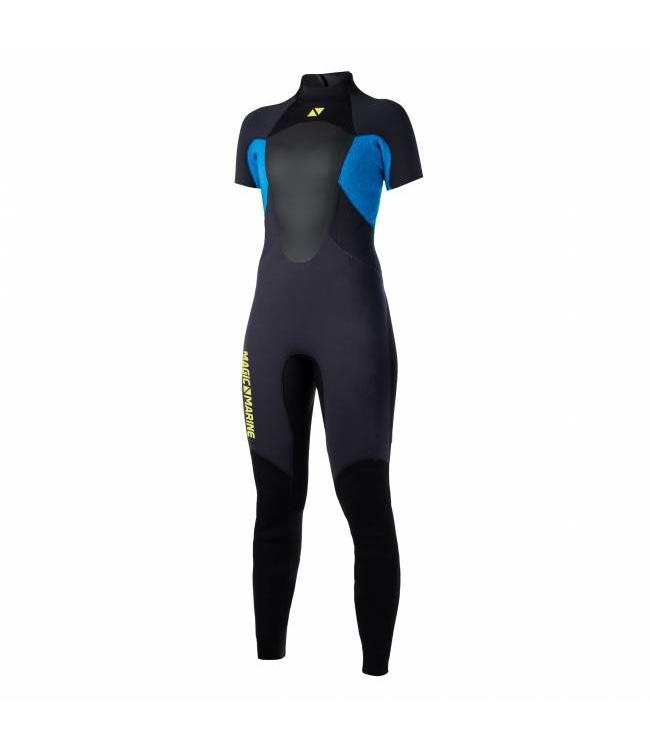 Magic Marine Wetsuit Ultimate dames short arm
