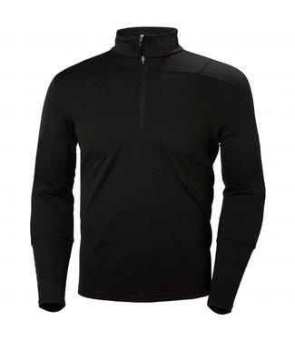 Helly Hansen Thermoshirt Lifa Active korte rits, zwart