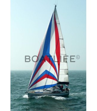 Boatlife Schilderij zeilboot spinnaker D1